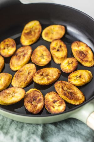 Fried Ripe Plantains Recipe