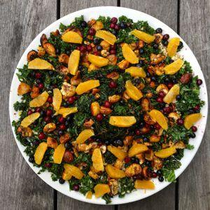11 Creative Kale Salad Recipes That Are A Fresh Take on Greens