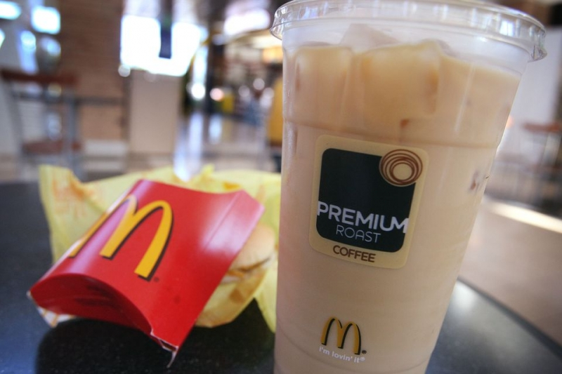 McDonald's Sugar-Free Vanilla Iced Coffee Review