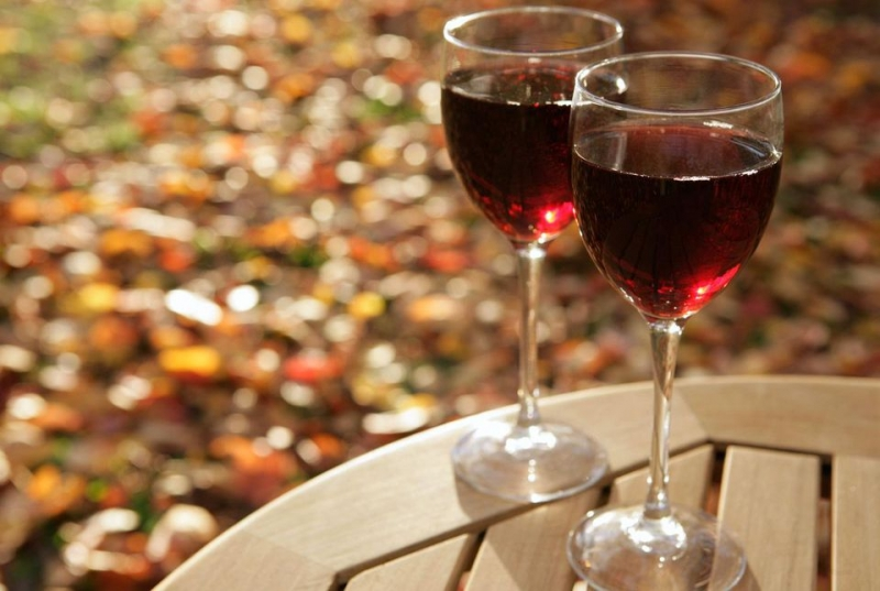 Health Benefits of Red Wine and Resveratrol