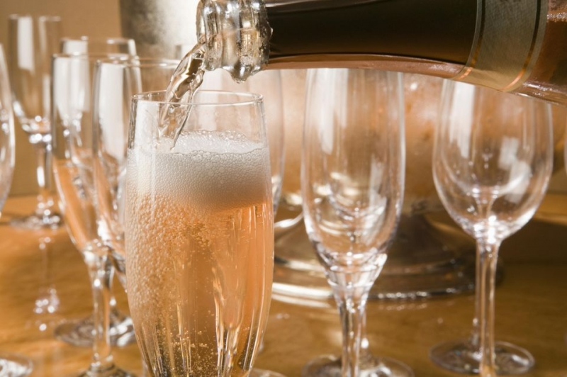 Champagne and Other Gluten-Free Drinks
