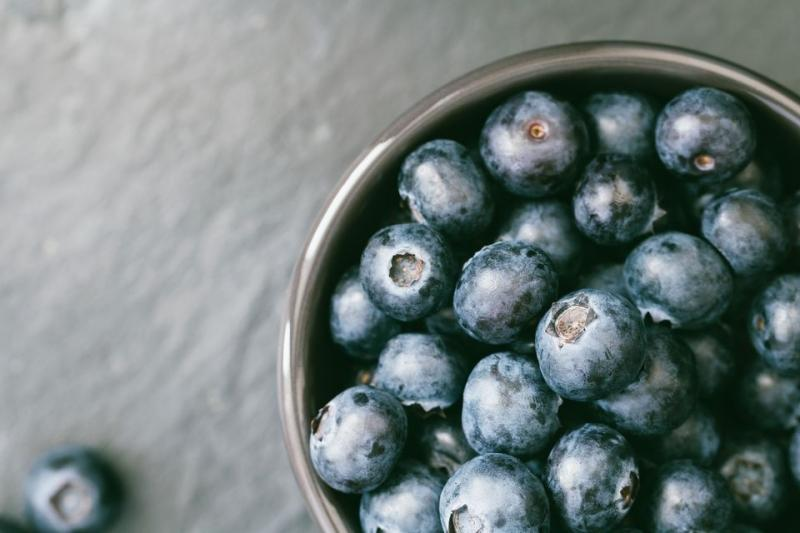 Canning Blueberries Without Sugar