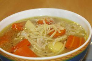 30 Hearty Chicken Soup Recipes