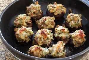 Top 14 Recipes for Stuffed Mushrooms