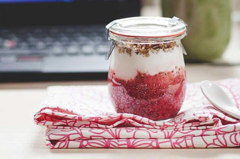 Why Jams Made with Chia Are Not Safe for Canning