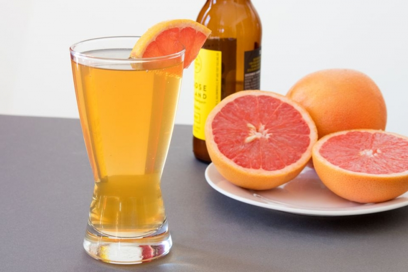 Grapefruit Shandy