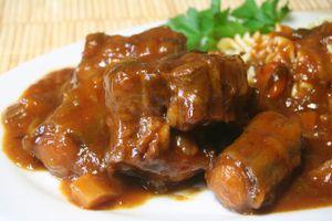 Top 8 Oxtail Recipes