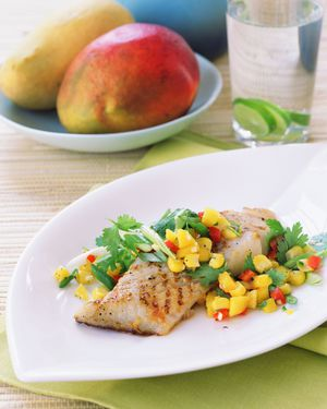 Top 30 Grilled Fish Recipes