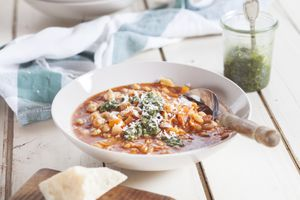 12 Easy High-Protein Low-Fat Vegetarian Bean Soups to Try