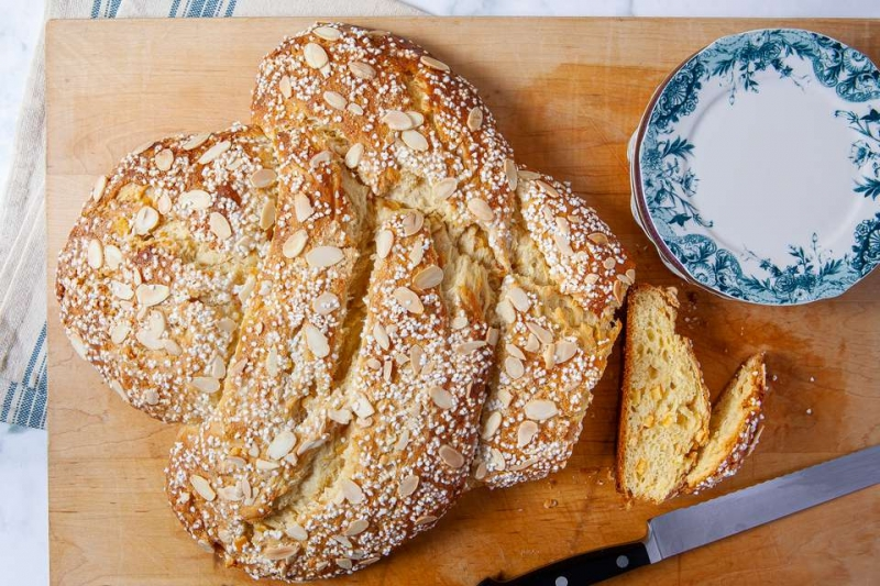 Colomba di Pasqua (Easter Dove Bread)