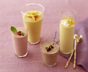 6 Delicious Low-Fat Smoothies